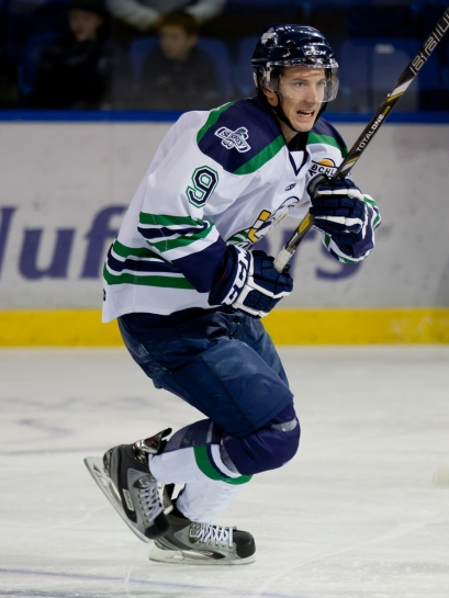 Tambellini; one to watch / Photo: Surrey Eagles