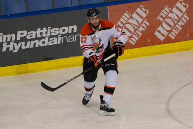 Courtesy: Dan Marshall / Nanaimo Clippers