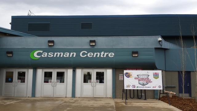 Home of the Fort McMurray Oil Barons
