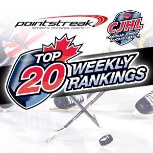 CJHL Top 20